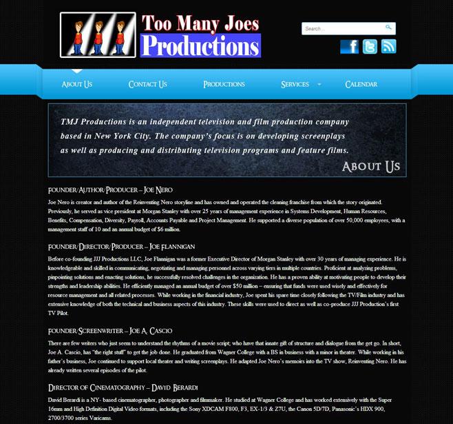 Too Many Joes
